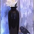 Birdie And The Rose by Marsha Heiken