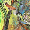 Birds 03 by Miki De Goodaboom
