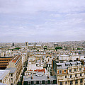 Panoramic Paris by Shaun Higson
