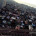 Birds Eye View Of The Pasay City by Christopher Shellhammer