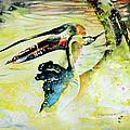 Birds Love Dance by Miki De Goodaboom