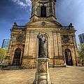 Birmingham Cathedral 2.0 by Yhun Suarez