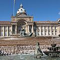 Birmingham Landmark by Andrew  Michael
