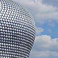 Birmingham Modern Building by Andrew  Michael