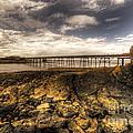 Birnbeck Pier  by Rob Hawkins