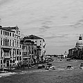 Black And White Venice 3 by Andrew Fare