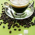 Black Coffee by Isabel Poulin