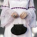 Black Handbag by Joana Kruse