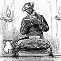 Black Preacher, 1890 by Granger
