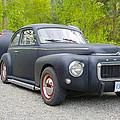 Black Volvo by John Greaves