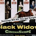 Black Widow, Ginger Rogers, Van Heflin by Everett