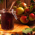 Blackberry And Apple Jam by Amanda Elwell
