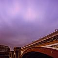 Blackfriars Bridge by Shaun Higson