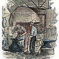 Blacksmith, C1865 by Granger