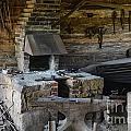 Blacksmith Shop by John Greim