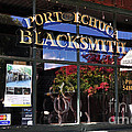 Blacksmith Shop by Kaye Menner