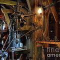 Blacksmith Workshop by Bob Christopher