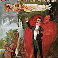 Blackstone The World's Master Magician by Unknown