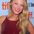 Blake Lively At Arrivals For The Town by Everett