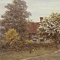 Blake's House Hampstead Heath by Helen Allingham