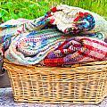 Blankets by Tom Gowanlock