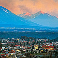 Bled City And Breg. Slovenia by Juan Carlos Ferro Duque