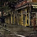 Bleeker Street Seven Am by Chris Lord