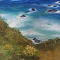 Block Island by Suzanne Godau