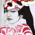 Bloodmoon Akali by Gil Fong