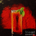 Bloody Mary Coctail by Dragica  Micki Fortuna
