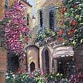 Blooming Alley by Mehran Rashidfarokhy