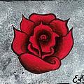 Blooming Beauty by Oddball Art Co by Lizzy Love