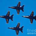 Blue Angels 10 by Mark Dodd