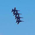 Blue Angels 13 by Mark Dodd