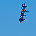 Blue Angels 14 by Mark Dodd