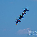 Blue Angels 15 by Mark Dodd