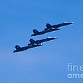 Blue Angels 16 by Mark Dodd