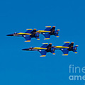 Blue Angels 2 by Mark Dodd