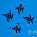 Blue Angels 8 by Mark Dodd