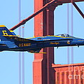 Blue Angels F-18 Super Hornet . 7d8055 by Wingsdomain Art and Photography