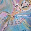 Blue Ballet by Judith Desrosiers