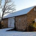 Blue Bell Barn by Bill Cannon
