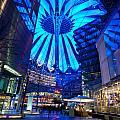 Blue Berlin by Mike Reid