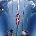 Blue Buick by John Greaves