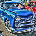 Blue Classic Hdr by Randy Harris
