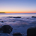 Blue Dawn Acadia National Park by Glenn Gordon