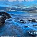 Blue Dawn by Debra and Dave Vanderlaan