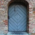 Blue Door by Carol Groenen
