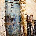 Blue Door by Marion McCristall