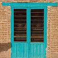 Blue Door by Sean Wray